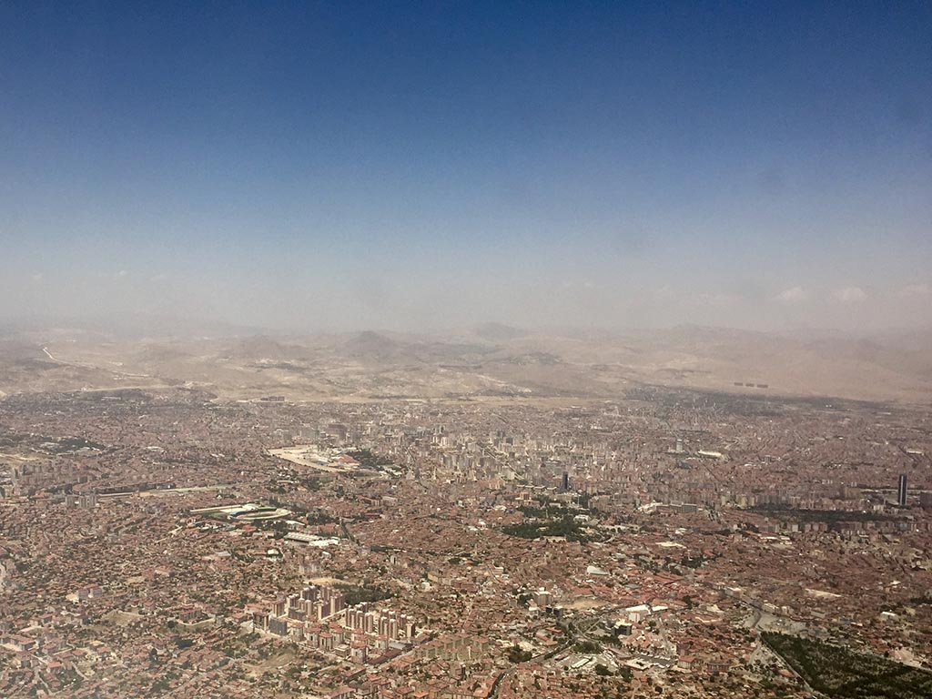 1. Konya from above